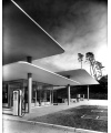 # 607 / 3 Tankstelle Blauer See, Hannover 1953